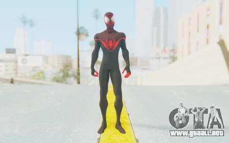 Miles Morales - Shatered Dimenshion para GTA San Andreas segunda pantalla
