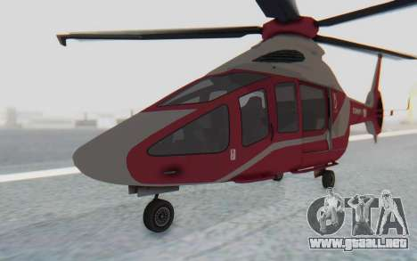 GTA 5 Buckingham Volatus v2 para GTA San Andreas