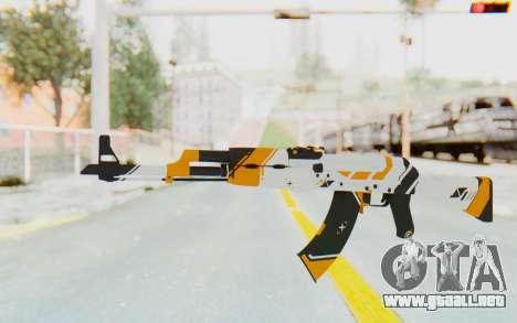 CS:GO - AK-47 Asiimov para GTA San Andreas