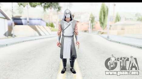 Marvel Heroes - Deadpool (Zen) para GTA San Andreas segunda pantalla