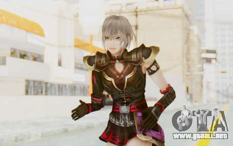 Dynasty Warriors 8: Xtreme Legends - Lu Lingqi 1 para GTA San Andreas