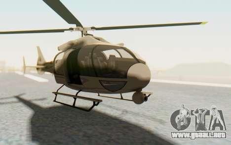 GTA 5 Maibatsu Frogger Civilian para la visión correcta GTA San Andreas
