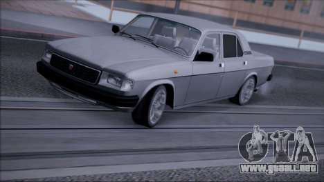 V8 GAS 31029 para GTA San Andreas
