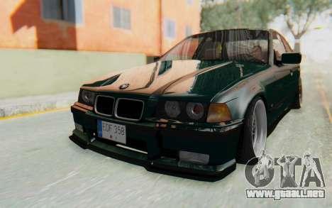 BMW 325tds E36 para GTA San Andreas