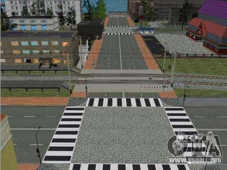 Texturas para el GTA Penal de Rusia (Parte 2) para GTA San Andreas segunda pantalla