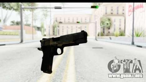 FarCry 3 - Colt 1911 para GTA San Andreas segunda pantalla