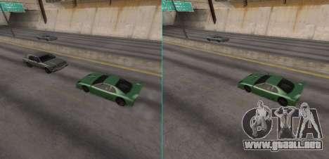 Por delante para GTA San Andreas