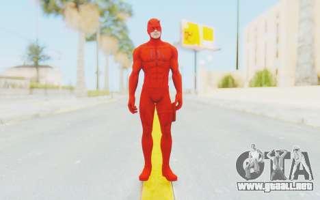 Marvel Heroes - Daredevil para GTA San Andreas segunda pantalla