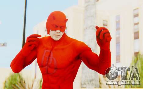 Marvel Heroes - Daredevil para GTA San Andreas