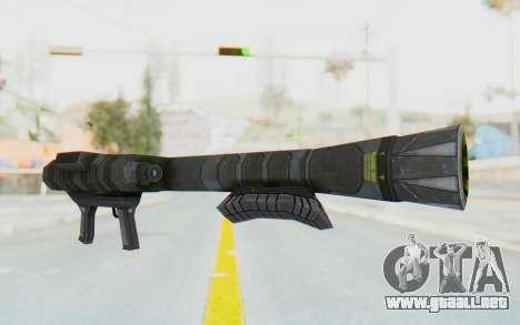 APB Reloaded - OSMAW para GTA San Andreas segunda pantalla