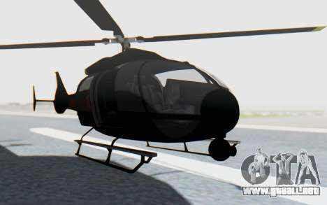 GTA 5 Maibatsu Frogger Trevor para la visión correcta GTA San Andreas