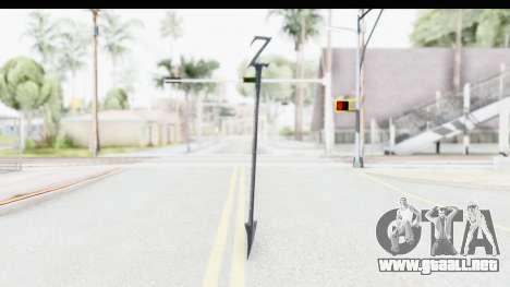Lord Zedd Weapon para GTA San Andreas segunda pantalla