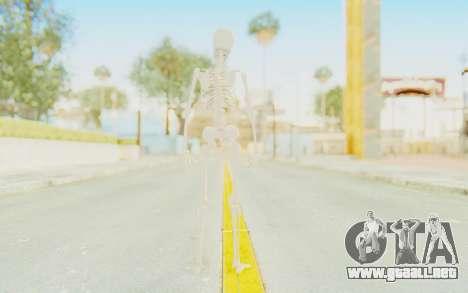 Skeleton para GTA San Andreas tercera pantalla