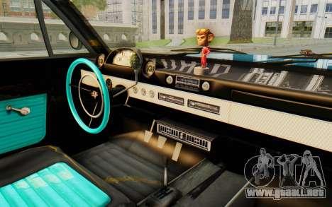 GTA 5 Declasse Voodoo PJ para visión interna GTA San Andreas