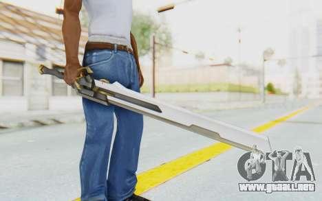 Seha Weapon para GTA San Andreas tercera pantalla