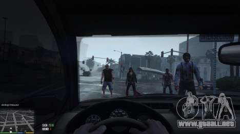 GTA 5 Zombies 1.4.2a segunda captura de pantalla
