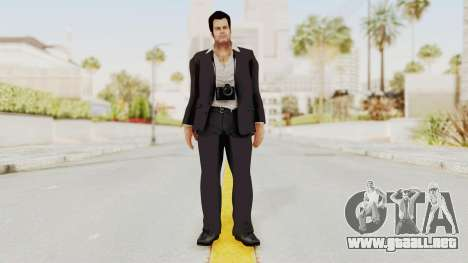 Dead Rising 2 Off The Record Frank West para GTA San Andreas segunda pantalla