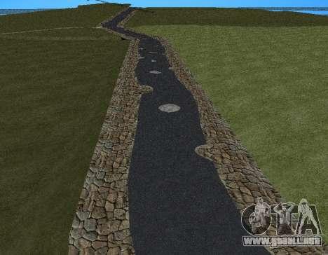 Texturas para el GTA Penal de Rusia (Parte 2) para GTA San Andreas sexta pantalla