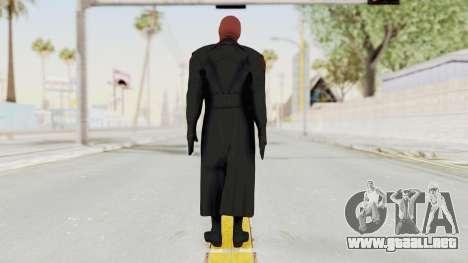 Captain America Super Soldier - Red Skull para GTA San Andreas tercera pantalla