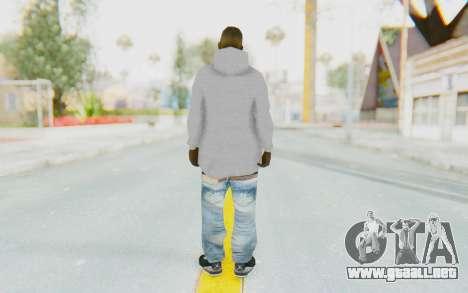 Bmycr Skin para GTA San Andreas tercera pantalla