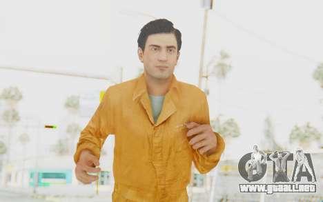 Mafia 2 - Vito Scaletta Robber para GTA San Andreas