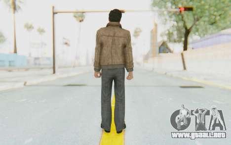 Mafia 2 - Vito Scaletta Main Outfit para GTA San Andreas tercera pantalla