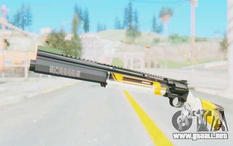 CS:GO - Nova Assimov para GTA San Andreas segunda pantalla