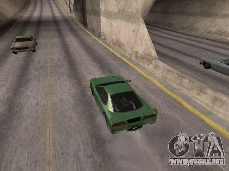 Por delante para GTA San Andreas tercera pantalla