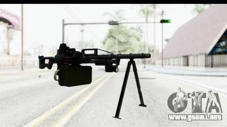 Kalashnikov PK (PKM) Holo para GTA San Andreas segunda pantalla