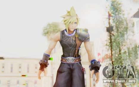 Final Fantasy - Cloud Deus para GTA San Andreas