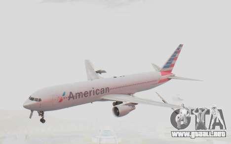 Boeing 767-300ER American Airlines para GTA San Andreas