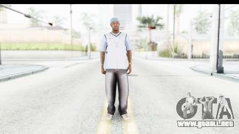 GTA 5 Mexican Gang 3 para GTA San Andreas segunda pantalla