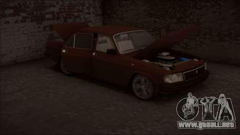 V8 GAS 31029 para visión interna GTA San Andreas