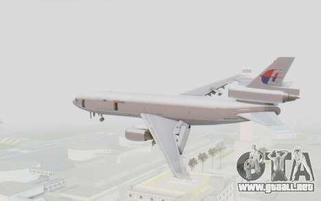 DC-10-30F MASkargo para la visión correcta GTA San Andreas