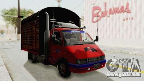GAZelle 33021 Lápiz Colombia para la visión correcta GTA San Andreas