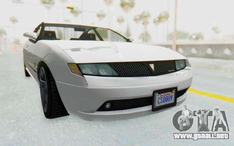 GTA 5 Imponte DF8-90 para GTA San Andreas