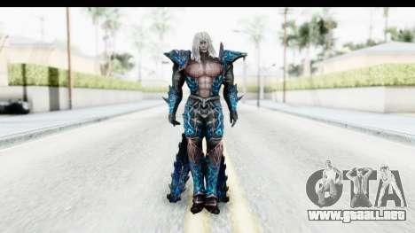 Orochi para GTA San Andreas segunda pantalla