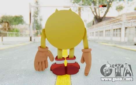 Pac-Man v2 para GTA San Andreas tercera pantalla