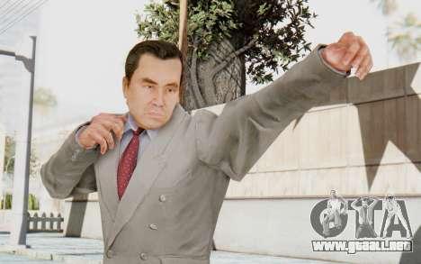Mafia 2 - Gravina Boss para GTA San Andreas