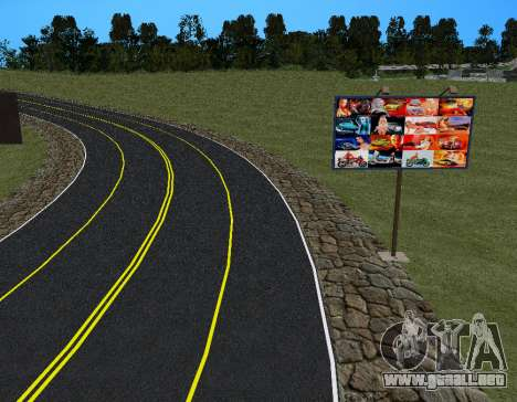 Texturas para el GTA Penal de Rusia (Parte 2) para GTA San Andreas quinta pantalla