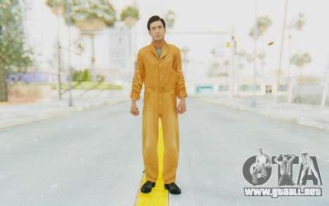 Mafia 2 - Vito Scaletta Robber para GTA San Andreas segunda pantalla
