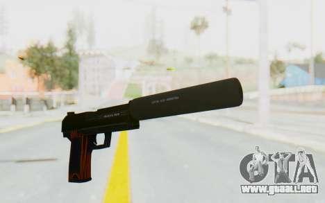 APB Reloaded - Obeya FBW Silenced para GTA San Andreas segunda pantalla