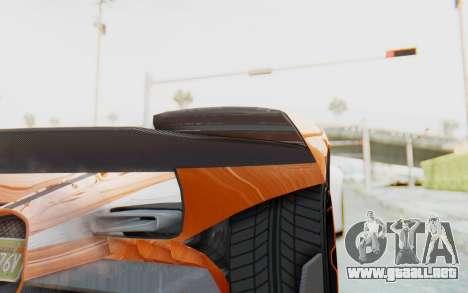 GTA 5 Grotti Prototipo v1 IVF para visión interna GTA San Andreas