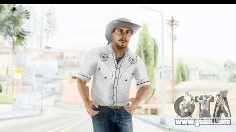 GTA 5 Mexican Gang 1 para GTA San Andreas