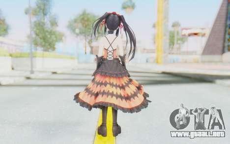 Kurumi Tokisaki (Date A Live) para GTA San Andreas tercera pantalla