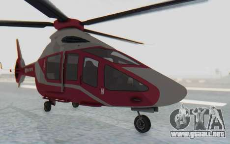 GTA 5 Buckingham Volatus v2 para la visión correcta GTA San Andreas