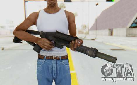 Federation Elite Bulldog para GTA San Andreas tercera pantalla
