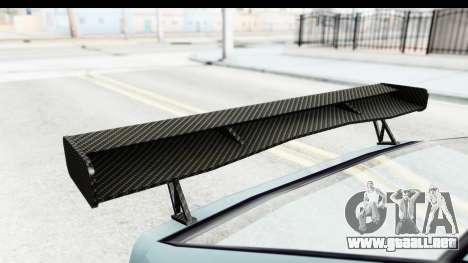 Fortune Korc para vista lateral GTA San Andreas
