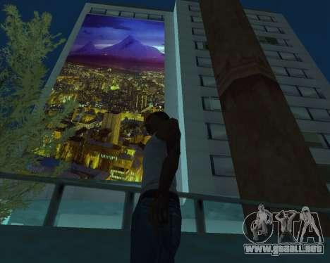 Armenia Erevan Poster para GTA San Andreas segunda pantalla