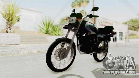 Yamaha RX King 135 1993 para GTA San Andreas